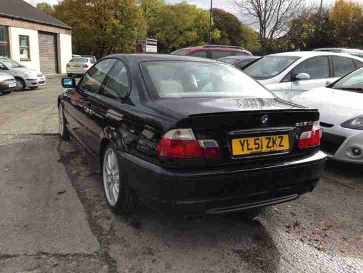 BMW 325 Coupe CI SPORT 1 owner 108k miles FSH