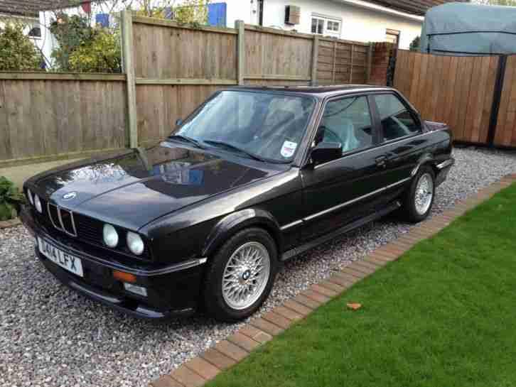 BMW 325ix E30 4 Wheel Drive LHD 325 I X Very Rare. car for ...