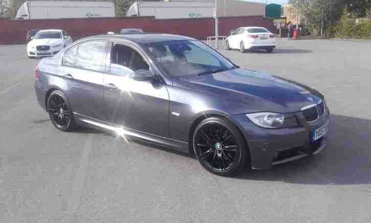 330D M SPORT AUTO GREY REMAPPED EGR DPF