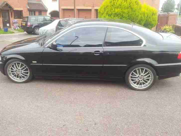 330ci BLACK, 18 alloys fully loaded