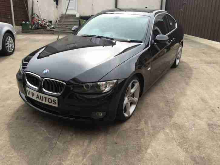 335I SE COUPE 2006 56REG F,S,H TWIN TURBO