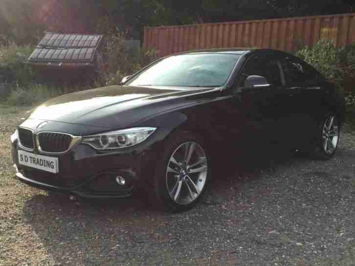 BMW 420I SPORT COUPE 2016 16 REG VERY LIGHT REPAIRABLE DAMAGED SALVAGE