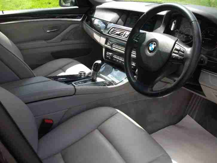 BMW 5 SERIES 3.0 525d SE 4dr