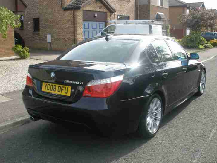 BMW 520 DM Sport LOW MILEAGE