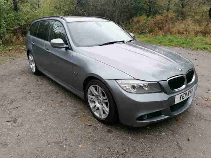 BMW 520D MSPORT. BMW car from United Kingdom