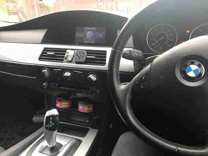 BMW 520d 2009 automatic,lady owner, privacy glass.yr Mot