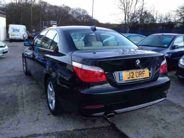 BMW 520d SE 2008 Sat anv Leather Only 58k miles Immaculate
