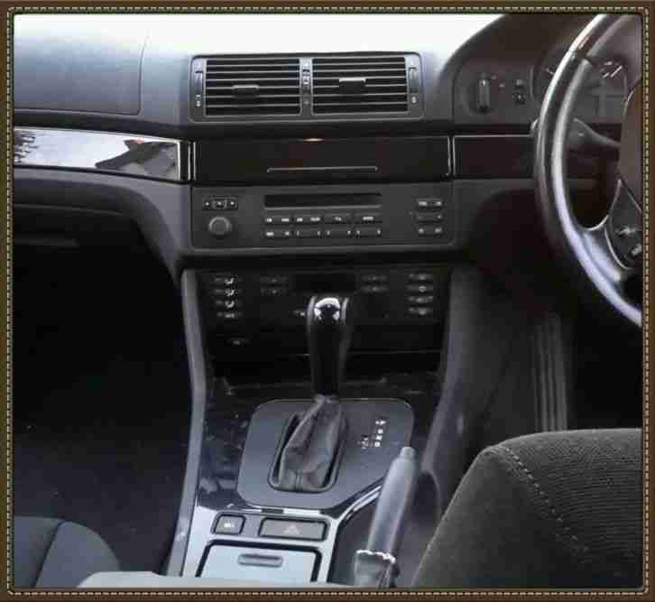 BMW 520i SE TOURING ESTATE AUTOMATIC