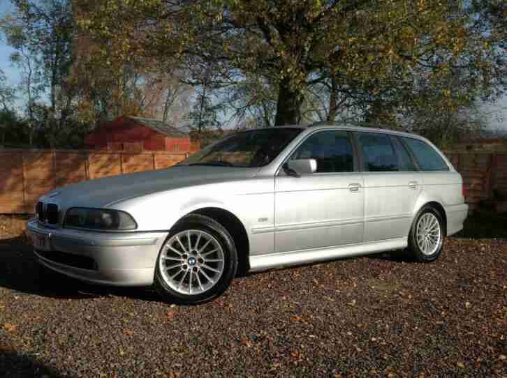 BMW 525 2.5TD AUYOMATIC SE Touring ESTATE ,