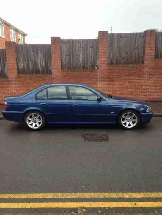 Bmw 525i Se Car For Sale
