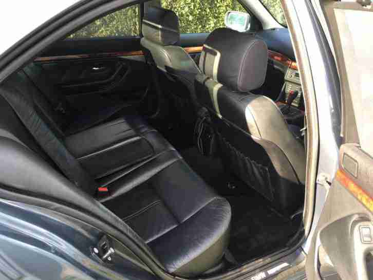 BMW 528i SE Auto - E39 - Great looking example - 2 owners from new