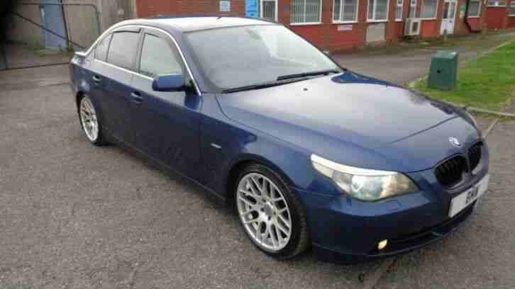 BMW 530D DIESEL. BMW car from United Kingdom