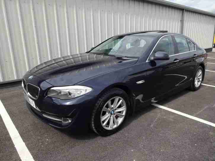 BMW 530D SE. BMW car from United Kingdom