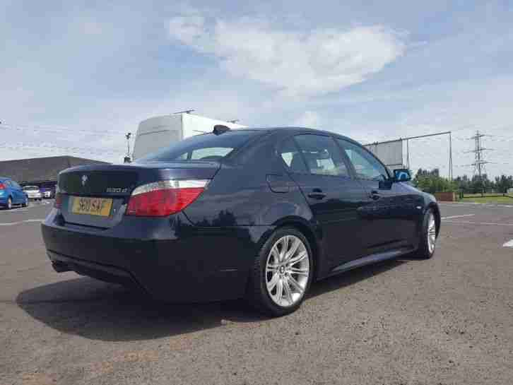 BMW 530d M SPORT, FULLY LOADED, 1 OWNER, FBMWSH, 535d,525d,520d,330d,325d,e320