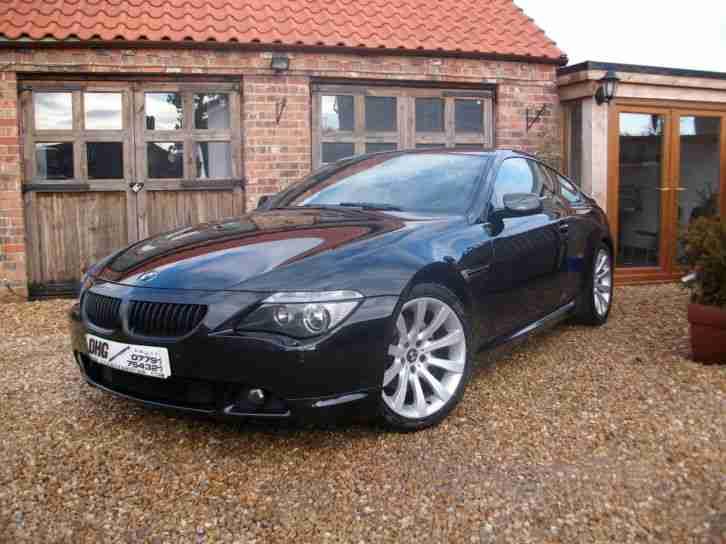 bmw 630 i sport m6 styling 2006 car for sale. Black Bedroom Furniture Sets. Home Design Ideas
