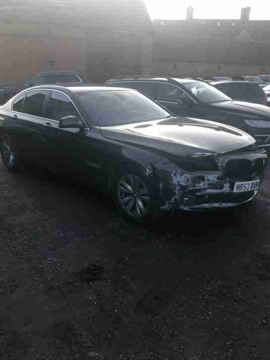 7 SERIES 3.0 730D SE AUTO 60 REG PRIVATE