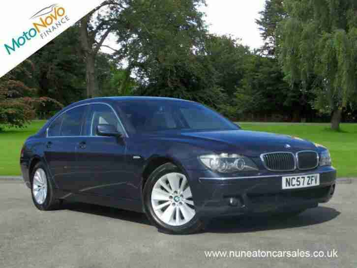 7 SERIES 730d Step Auto 730 SE Blue Semi