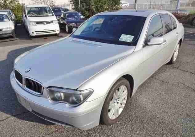 7 SERIES 735 AUTOMATIC PLUS COMFORT