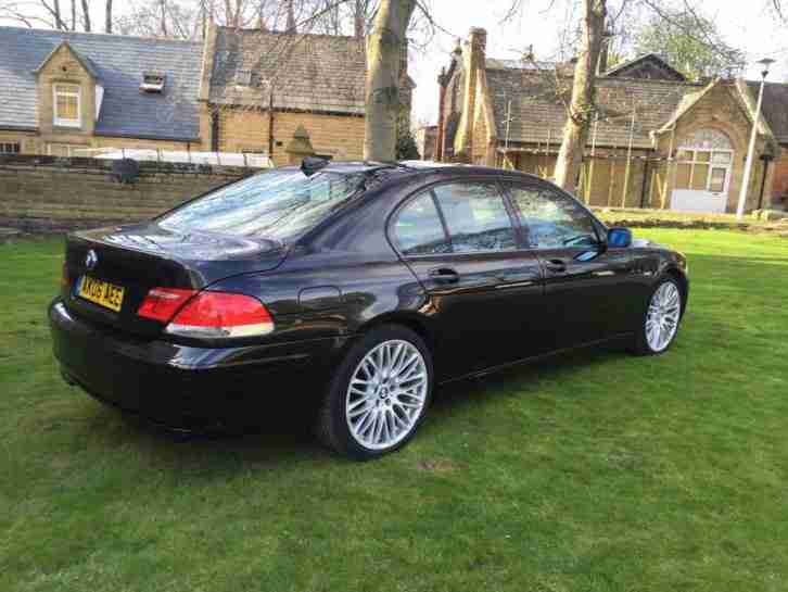 BMW 730D SPORT E65 MEGA SPEC TV.NAV.LEATHER.