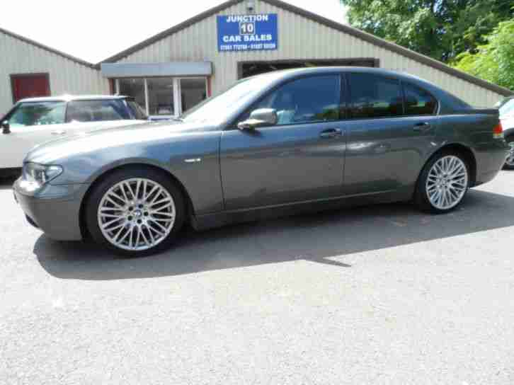 Bmw 730d Sport 20 Y Spoke Alloys 54 Plate Leather Car For Sale