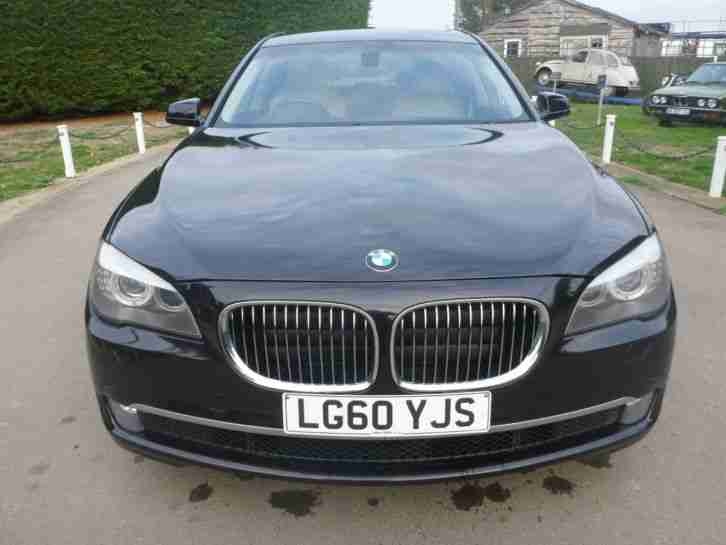 BMW 730LD. Other car from United Kingdom