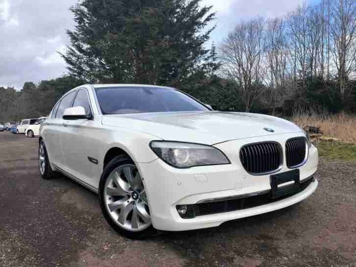 750 LI AUTO 2010 TOP OF THE RANGE TWIN