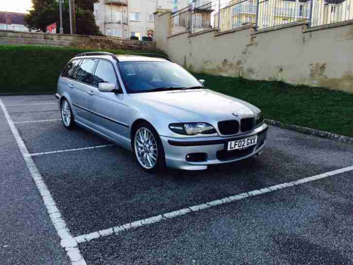 bmw e46 330i m sport touring superb condition serviced. Black Bedroom Furniture Sets. Home Design Ideas