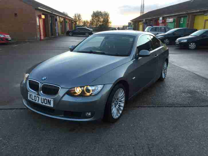 bmw e92 325i full service history 10 months mot very clean. Black Bedroom Furniture Sets. Home Design Ideas