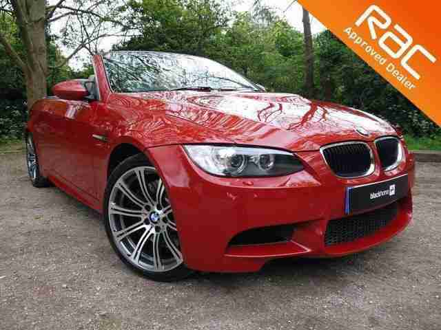 BMW M3 4.0 ( 420bhp ) DCT 2011MY M3 FINANCE EXAMPLE
