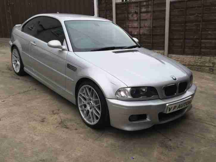 BMW M3 E46. BMW car from United Kingdom