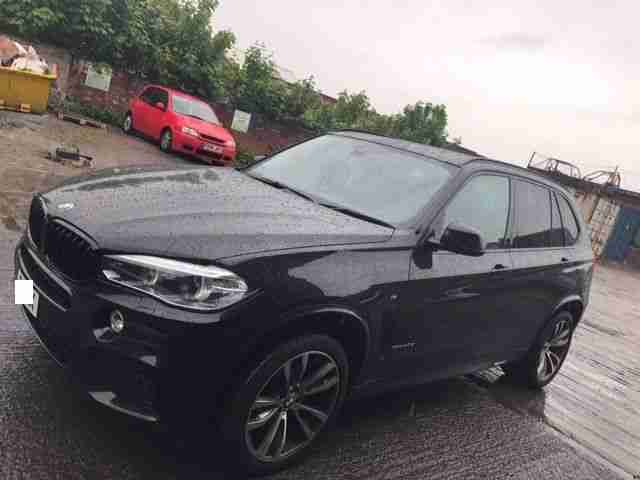 BMW X5 3.0 40d M Sport xDrive 5dr (start stop) 7 Seats Pan Roof Sports Package