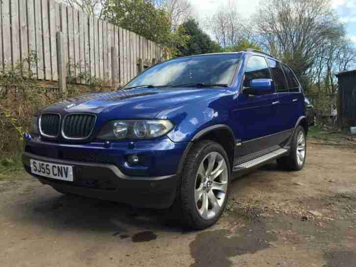 BMW X5 3.0. BMW car from United Kingdom
