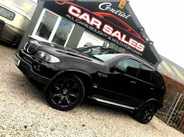 X5 3.0D AUTO SPORT SAT NAV 4WD IS KIT