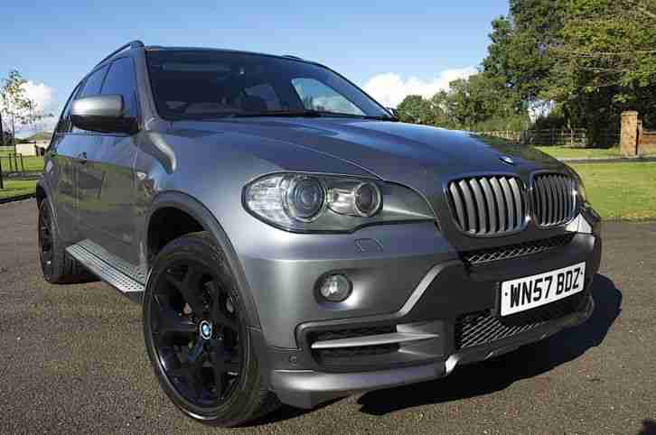 bmw x5 3 0d se 7 seats car for sale. Black Bedroom Furniture Sets. Home Design Ideas