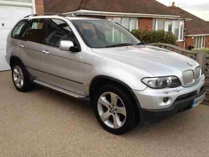 BMW X5 3.0D Sport Auto - Massive Spec inc. Panoramic Roof
