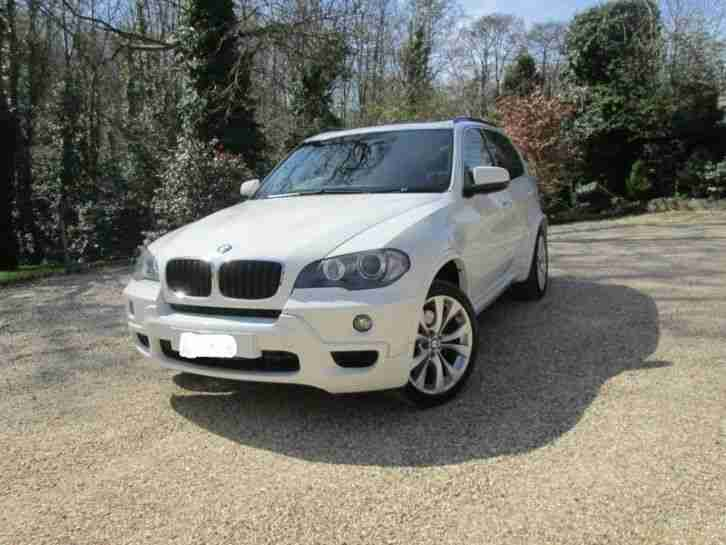 BMW X5 4.8. BMW car from United Kingdom