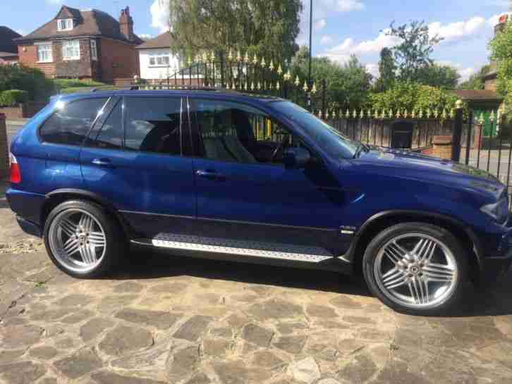 BMW X5 4.8is. Toyota car from United Kingdom