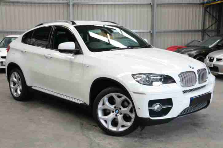 bmw x6 3 0td 306bhp 4x4 auto 2010my xdrive40d car for. Black Bedroom Furniture Sets. Home Design Ideas