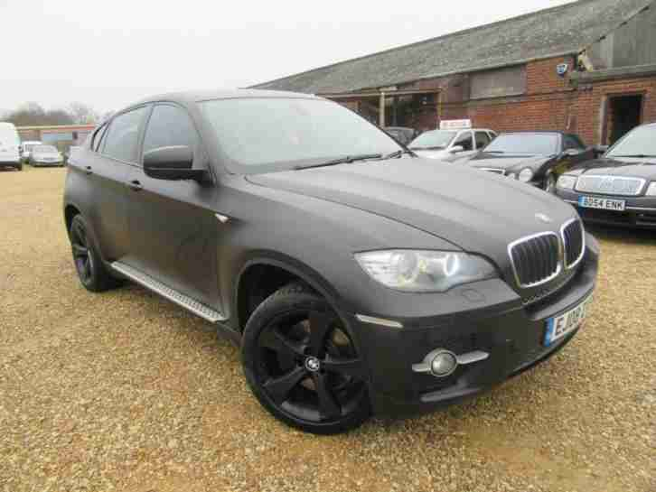 BMW X6 3.0TD. BMW car from United Kingdom