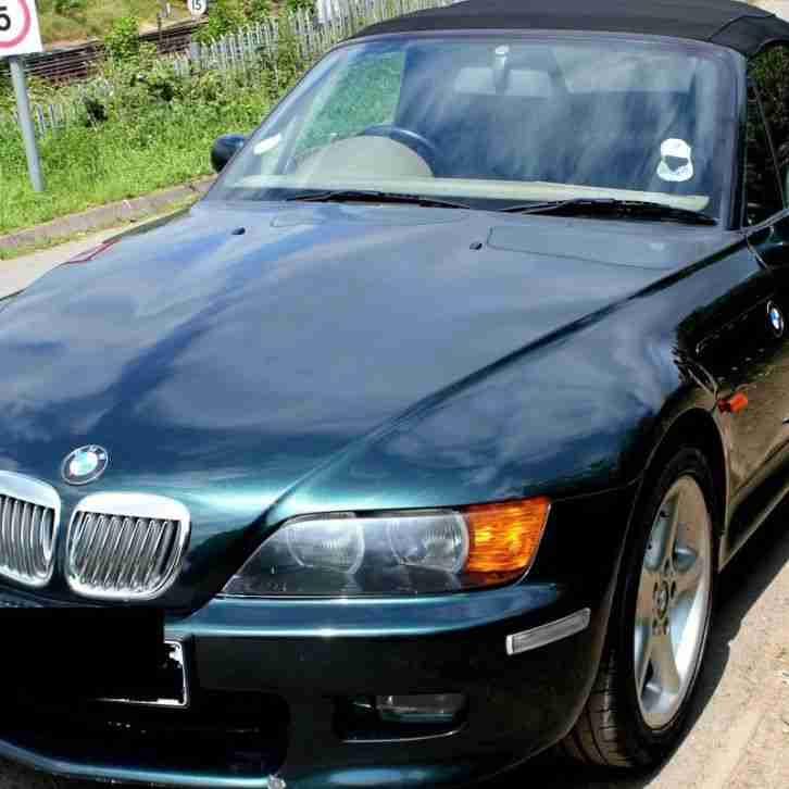 Bmw Z3 For Sale: BMW Z3 2.8. Car For Sale