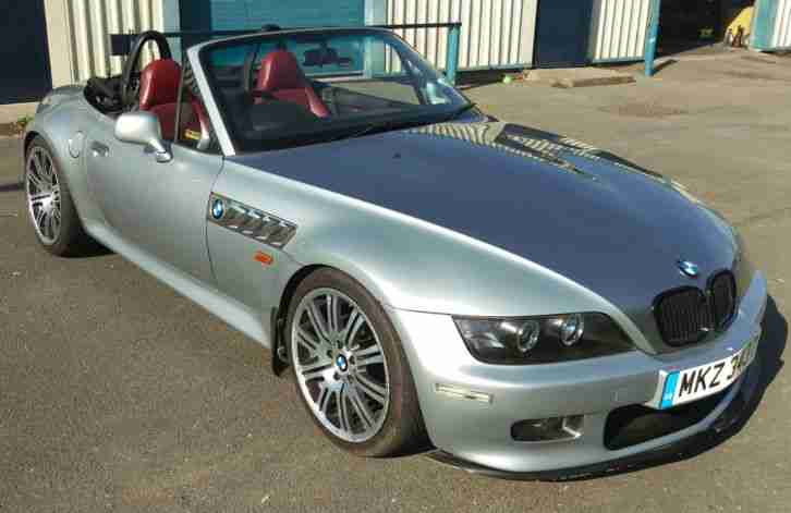 BMW Z3 - 2.8 - supercharged - ideal track or drift ??