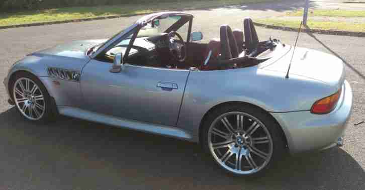 Bmw Z3 2 8 Supercharged Ideal Track Or Drift Car For Sale