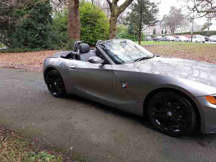 Bmw Z4 22i Se Roadster Car For Sale
