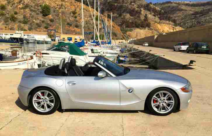 BMW Z4 3.0 SE CABRIO RHD NOT LHD IN SPAIN
