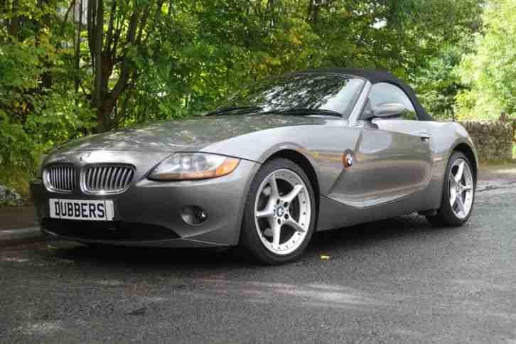 BMW Z4 3.0i SE 2dr Auto - LOW MILEAGE WITH HISTORY