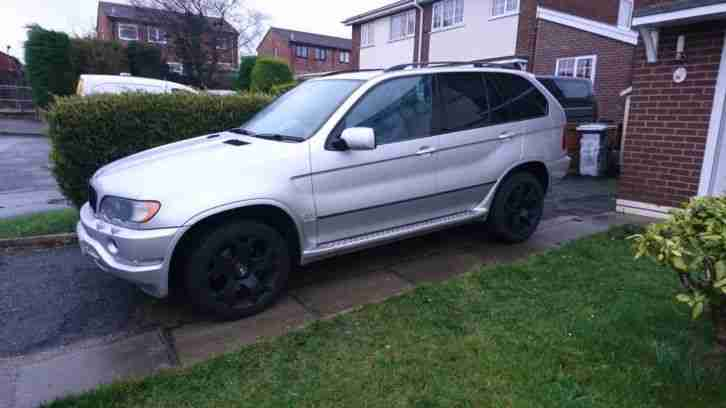 x5 3.0d, new turbo,gearbox,tyres,massive