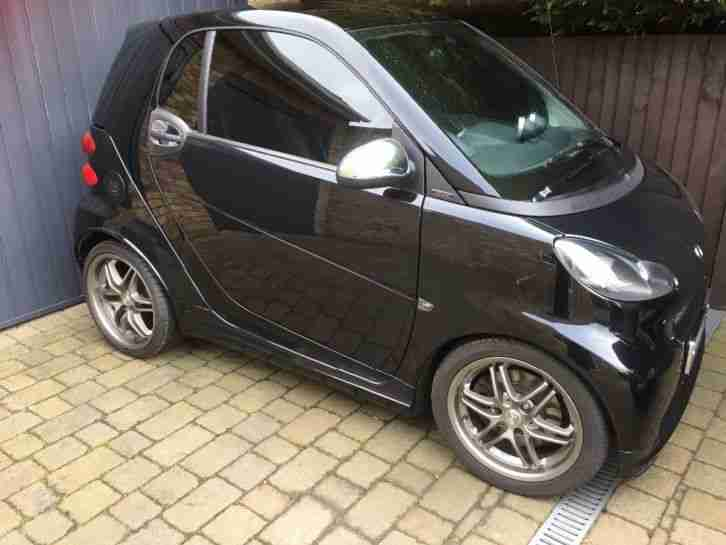 Smart BRABUS 4. Smart car from United Kingdom