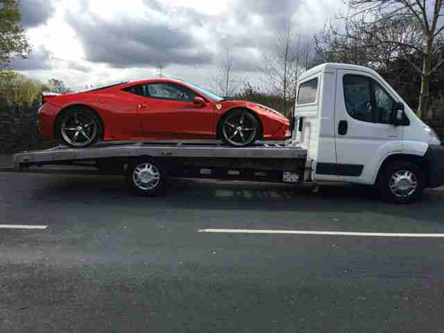 BREAKDOWN RECOVERY & Car Delivery Service Based Bradford West Yorkshire