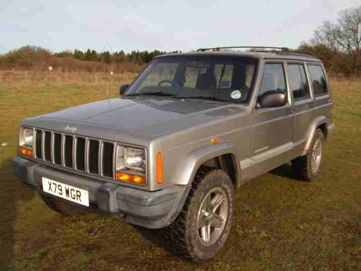 BREAKING - 2001 JEEP CHEROKEE TURBO DIESEL - BREAKING