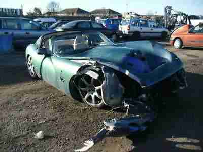 BREAKING TVR, GRIFFITH ,CHIMAERA ,CERBERA ,FOR SPARES ,WITH ALL PARTS AVAILABLE